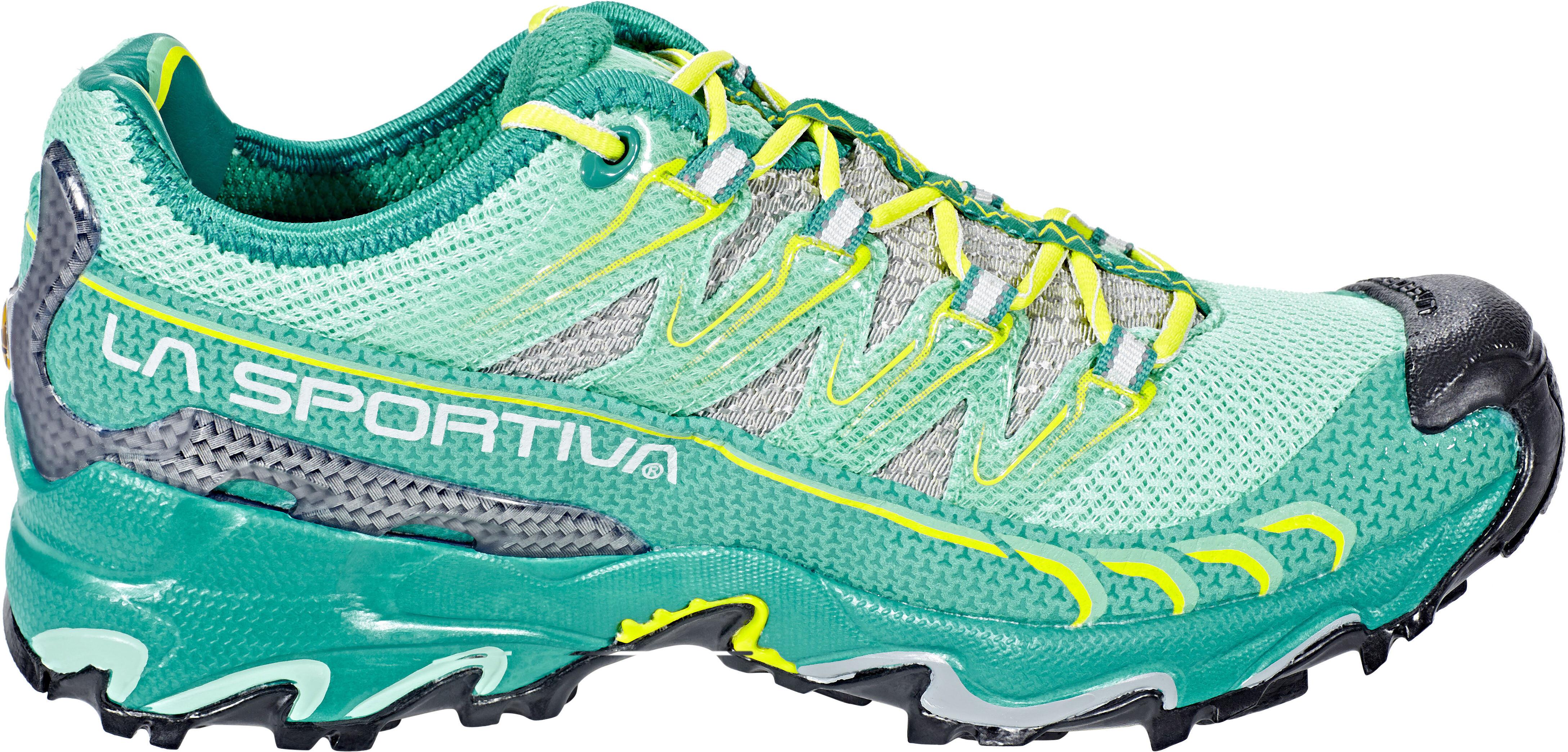 05aa81013f2 La Sportiva Ultra Raptor Running Shoes Women turquoise at Addnature ...